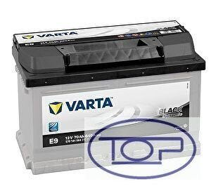 VARTA E9 Black Dynamic 570 144 064