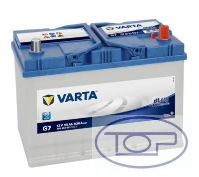 VARTA G7 Blue Dynamic 595 404 083